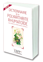 dictionnaire polyarthrite